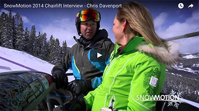 Chairlift Interview - Chris Davenport